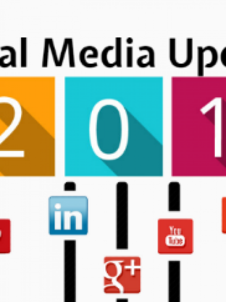 9 Social Media Updates of 2015 Infographic