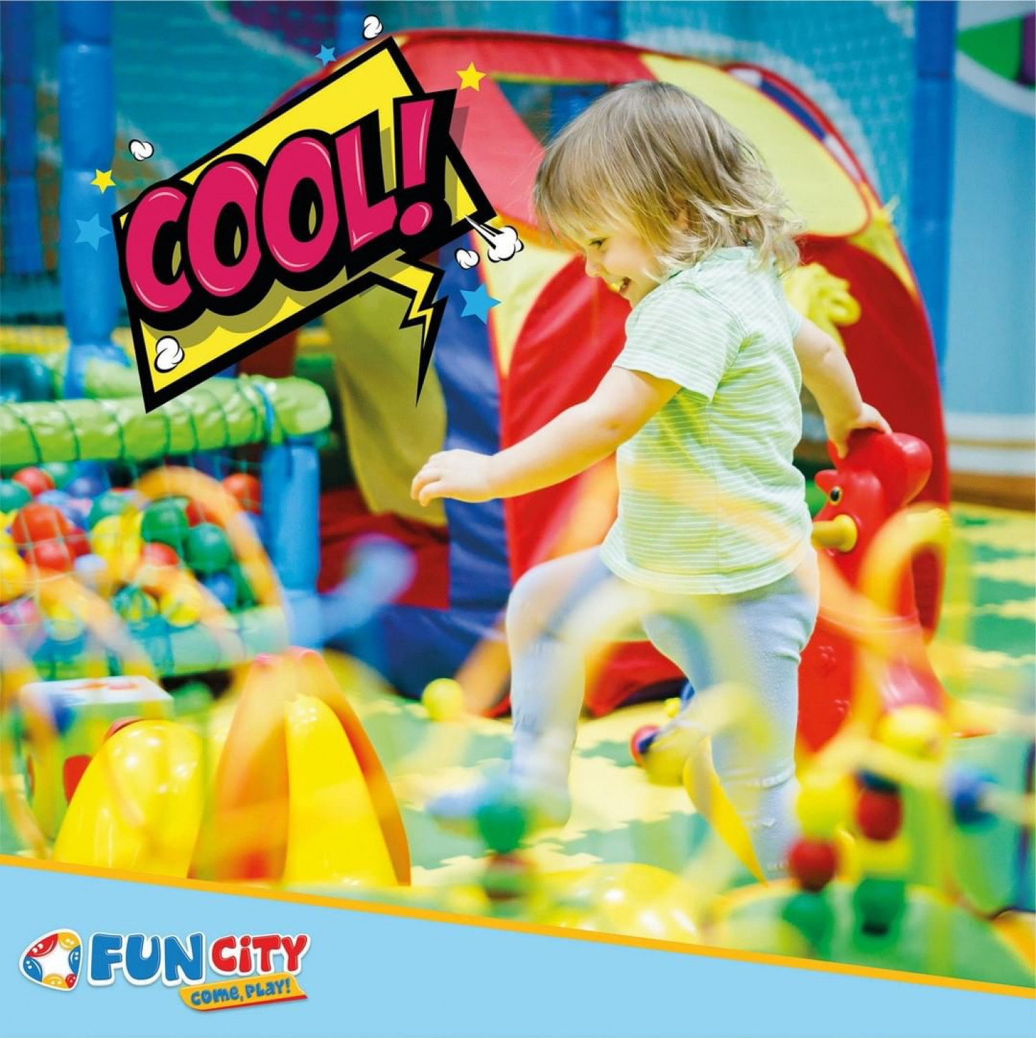 Activities For Kids In Bahrain   Fun City Infographic