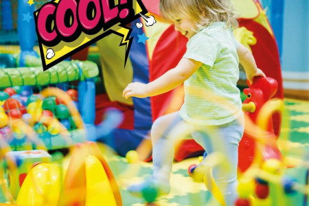 Activities For Kids In Bahrain | Fun City Infographic
