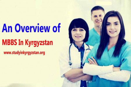 An Overview Of MBBS In Kyrgyzstan Infographic