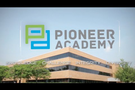Welcome to Pioneer Academy! Infographic