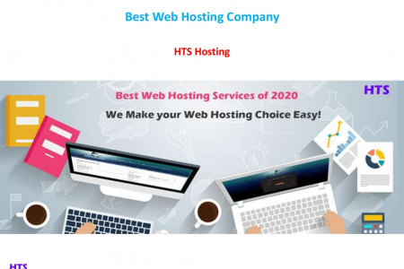 Best Web Hosting Company Infographic