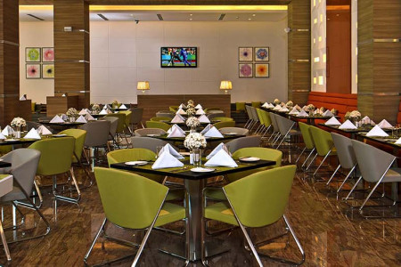 Buffet Restaurants in Chennai - Fortune Select Grand Infographic
