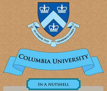 Columbia University Infographic | Visual.ly