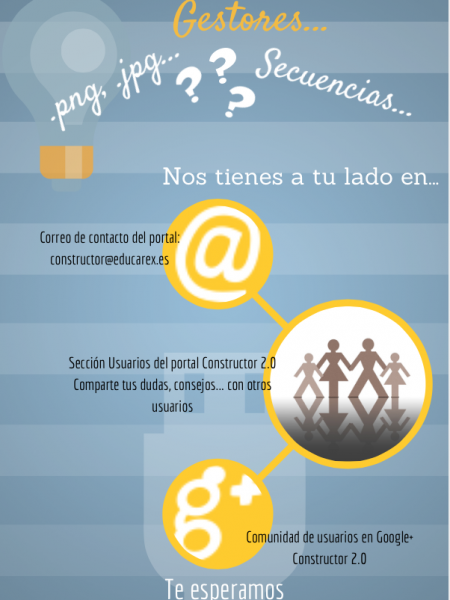 Contacto Constructor 2.0 Infographic