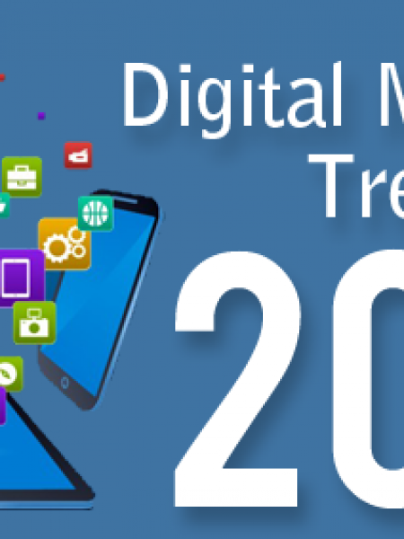 Digital Marketing Trends 2016 Infographic
