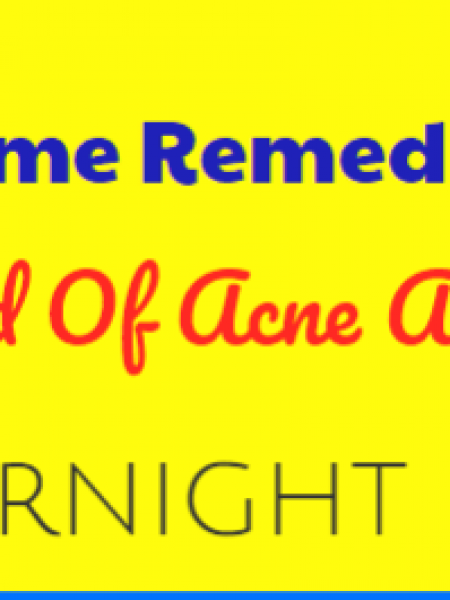 Get Rid Of Acne Like A Pro With The Help Of These Simple Home Remedies Infographic