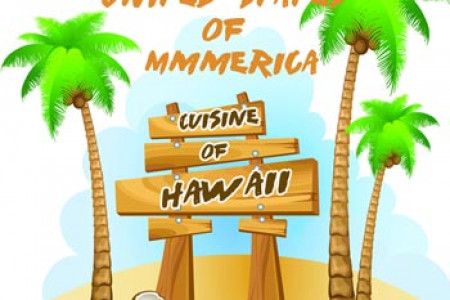 Hawaii Food Infographic Infographic