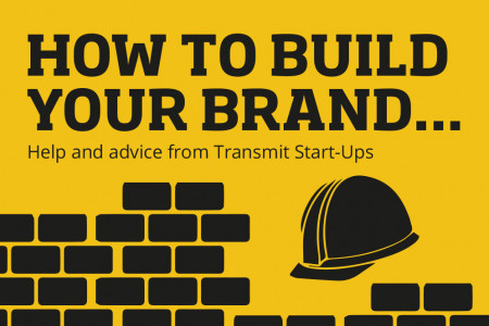 How to Build Your Brand (infographic) Infographic