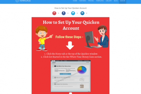 How to Contact Quicken Support Phone Number  Infographic