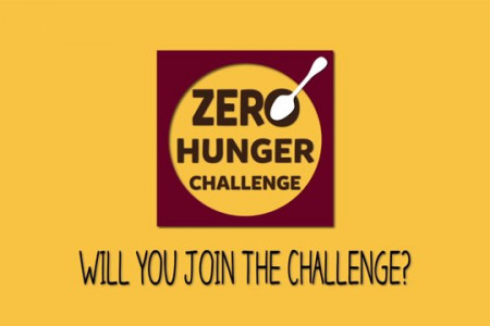 IFDC Joins the Zero Hunger Challenge Infographic