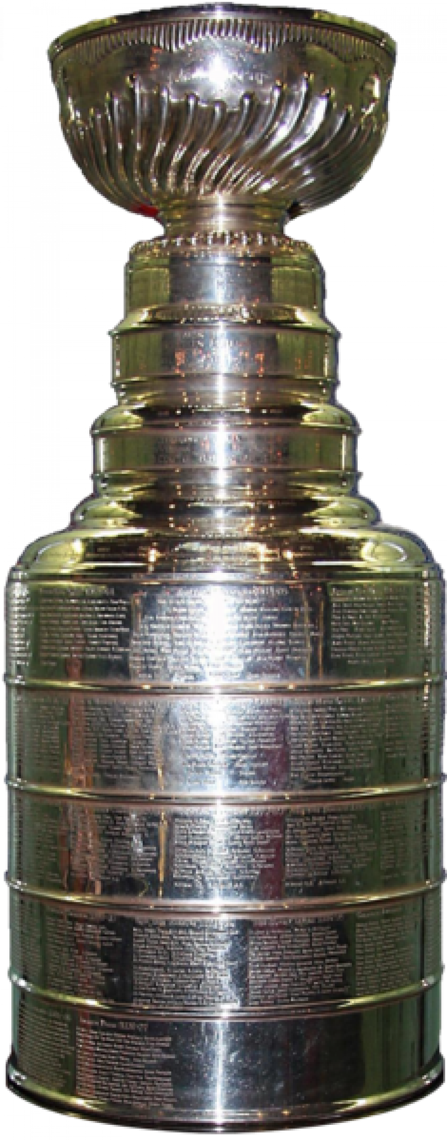 Infographic of The Stanley Cup Infographic