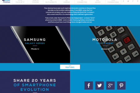 Inside Out Phones Infographic