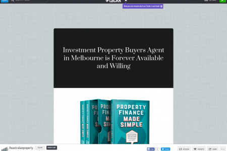 Investment  Property Buyers Agent in Melbourne is Forever Available and Willing Infographic