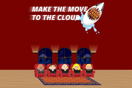 Make the Move to the Cloud Infographic