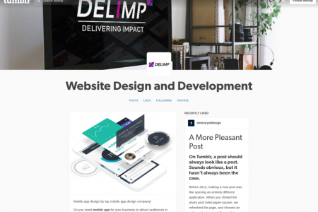 Mobile app design by top mobile app design company Infographic