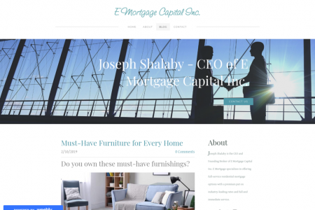 Must-Have Furniture for Every Home   Joseph Shalaby Infographic