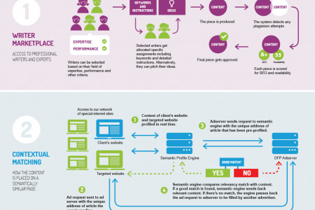 Native Advertising Infographic