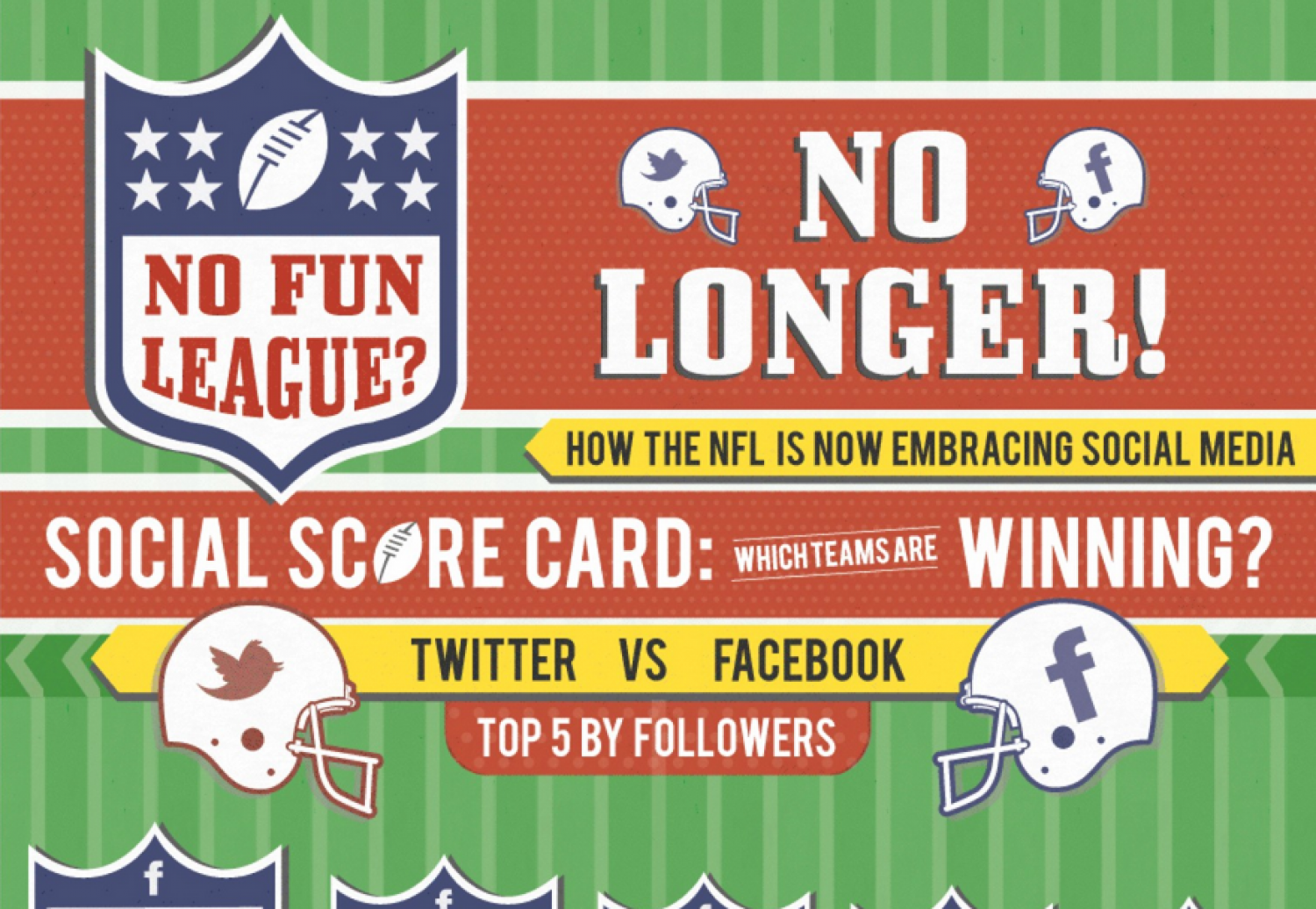 No Fun League? No Longer! Infographic