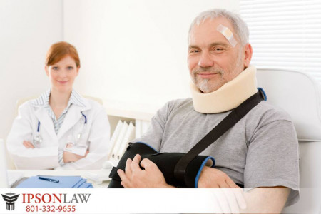 Personal Injury Attorneys, Car Accident Lawyers in Salt Lake City, Utah Infographic