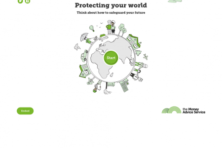 Protecting Your World Infographic