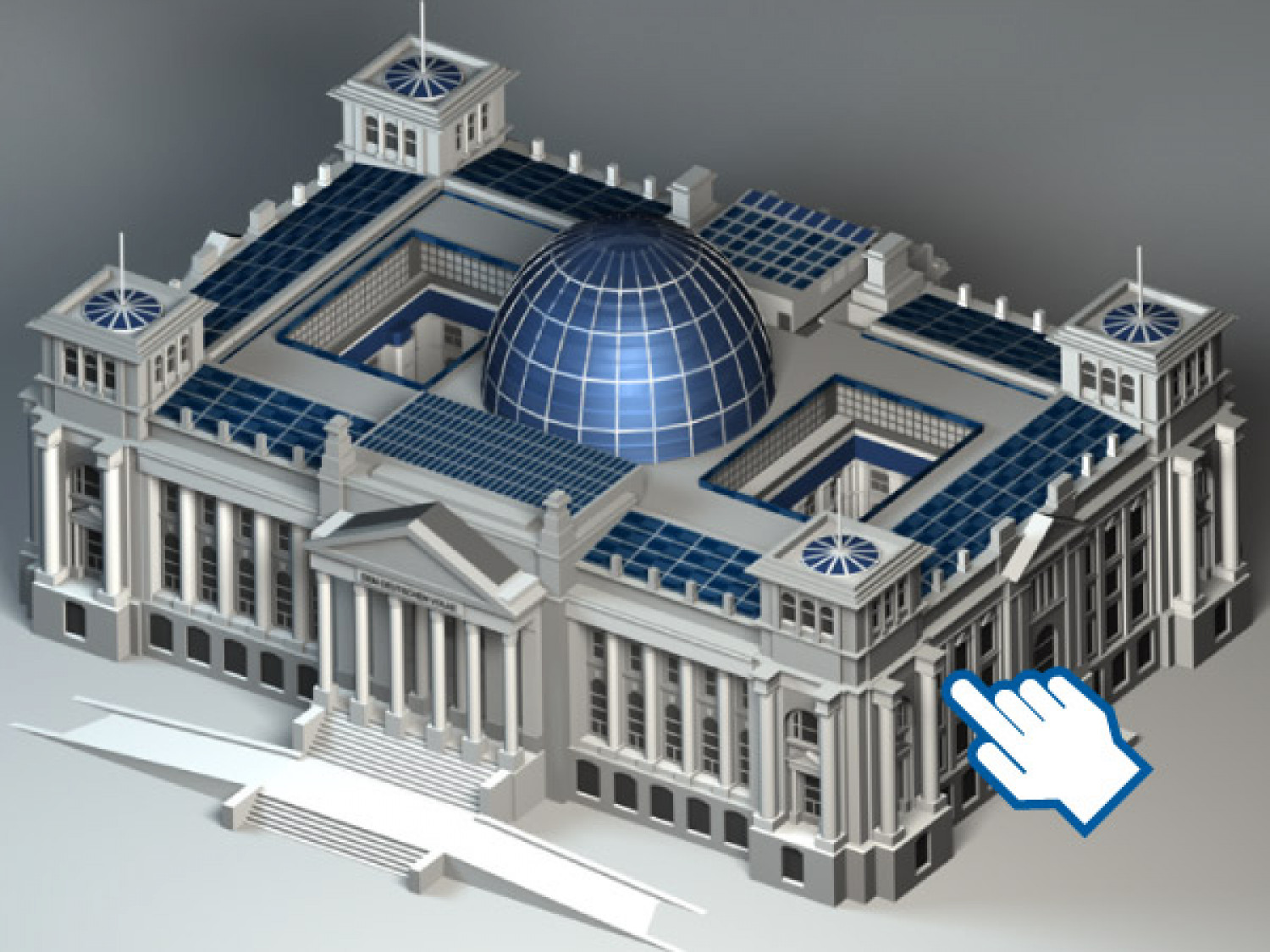 Reichstag Infographic