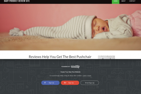 Reviews Help You Get The Best Pushchair | Best Reviews Websites Infographic