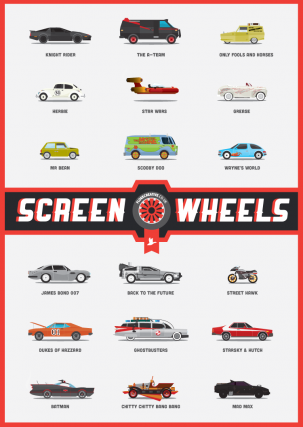 Screen Wheels