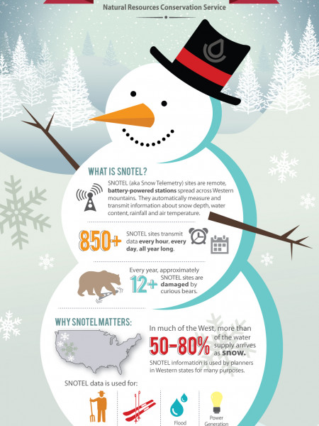 Snow & Tell Infographic