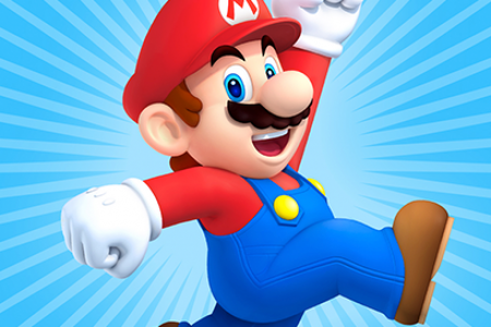 Super Mario In Numbers Infographic