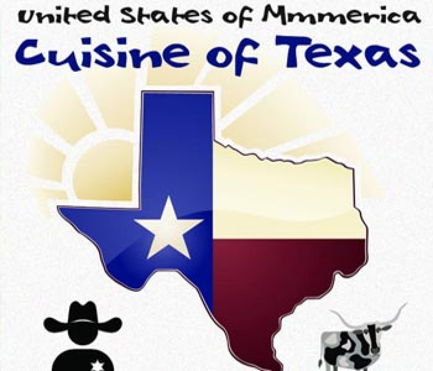 Texas Food Infographic Infographic