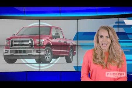 The 2015 Ford F-150 Is Truly Ford's Greatest Pickup Product Infographic