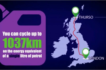 The Highs and Lows of Cycle Safety (Video) Infographic