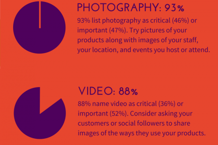 The Importance of Visual Content in Marketing Infographic