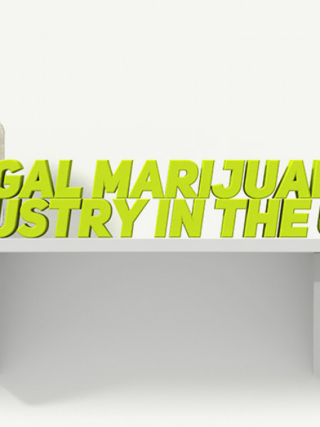 The Legal Marijuana Industry in the U.S.: Its Past, Present and Future Infographic