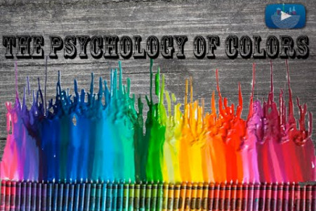 The Psychology Of Colors - Everything you need to know Infographic