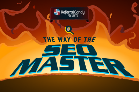 The Way Of The SEO Master Infographic