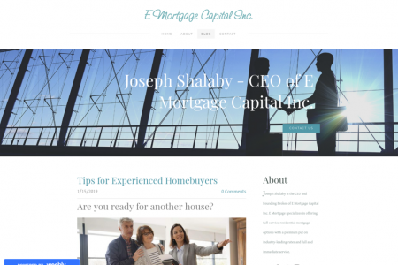 Tips for Experienced Homebuyers - Joseph Shalaby Infographic