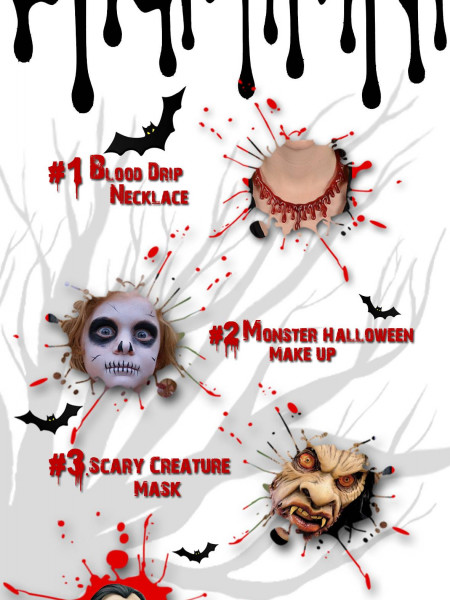 Top 5 Halloween Accessories for 2015  Infographic