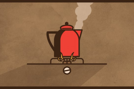Top Ten Coffee Myths Infographic