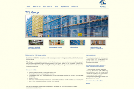 Topcoat Construction Limited: What it can Offer You Infographic