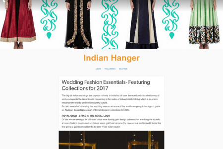 Wedding Fashion Essentials- Featuring Collections for 2017 Infographic