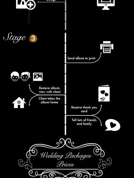 Wedding Photographer FAQs Infographic