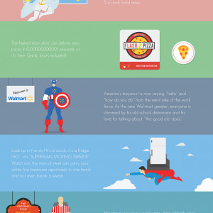 10 Classic Super Heros With Day Jobs