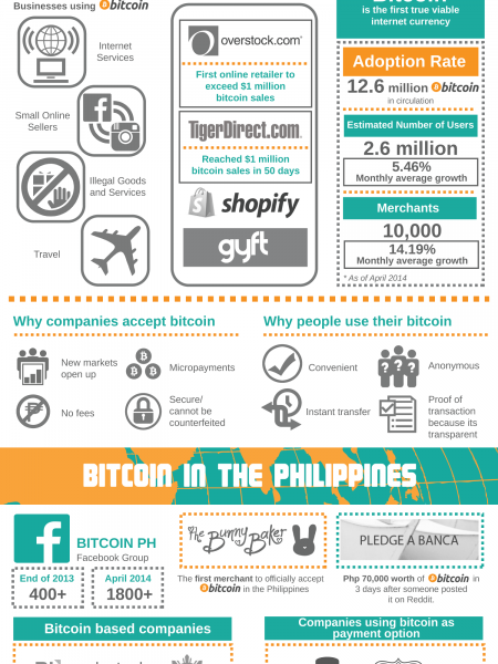 What is Bitcoin? Infographic