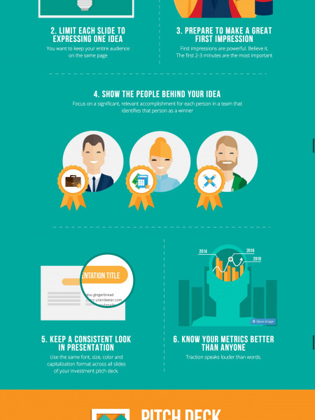 What is a Pitch Deck  Infographic