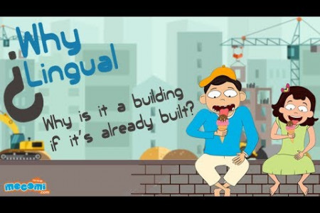 Why is a building called a building when it is already built?  Infographic