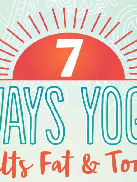 Yoga for Weight Loss: 7 Ways Yoga Melts Fat & Tones Infographic