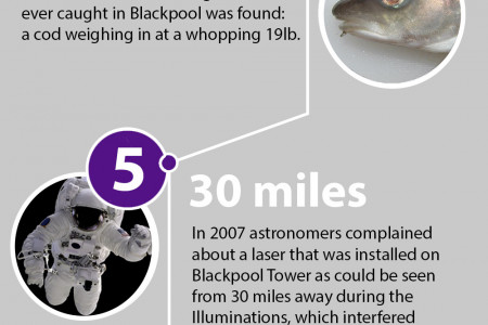Did you know? Blackpool Infographic