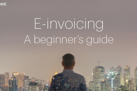 A beginner's guide to e-invoicing Infographic